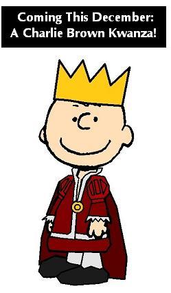 A Charlie Brown Kwanza!