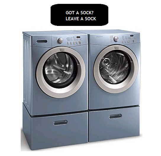 Co-Op Laundromat Sign