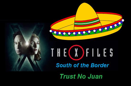 x files logo